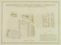 1978-1575 Plattegrond van percelen tussen de Noordmolenstraat, Zwart Janstraat, Eerste Pijnckerstraat, Raephorstraat, ...