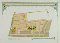 II-109 Stratenplan van een deel van het Oude Noorden: tussen Gerard Scholtenstraat, Oost-Blommersdijkscheweg (Bergweg) ...