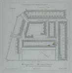 II-148 Plattegrond van de Wandeloordstraat en omgeving