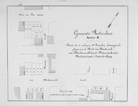 II-59 Kaart van 19 te verkopen bouwpercelen gelegen aan de Aert van Nesstraat, Van Oldenbarneveltstraat, Mauritsstraat, ...