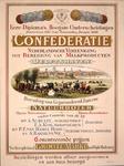 G-0000-0208 Confederatie. Nederlandsche Vereeniging tot Bereiding van Melkproducten, Delfshaven. Bereiding van ...