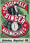 G-0000-0621 The Singer Manfg. Co. Originele Singer Naaimachines. Eenvoudig, duurzaam, zachtlopend en vlugwerkend. ...