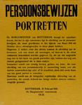 IA-1941-0015 Persoonsbewijzen Portretten, 25 Februari.