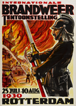 II-0000-0475 Internationale brandweer tentoonstelling. 25 juli-10 aug. 1930 Rotterdam. Nenijto-terrein.