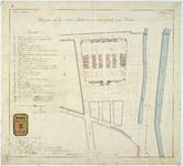 RT-VI-496-2 Schetstekening voor een te bouwen abattoir (slachthuis) bij de Veemarkt.