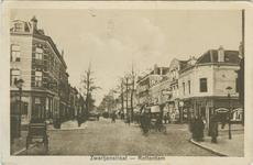 PBK-1993-799 Zwart Janstraat, uit het oosten, vanaf de Noordmolenstraat en ter hoogte van de Jacob Catsstraat.