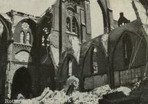 PBK-2006-202-1-TM-9 Serie van 9 prentbriefkaarten betreffende verwoeste plekjes na het bombardement van 14 mei 1940 als ...