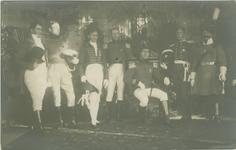 PBK-2007-574 17 november 1913. Eeuwfeest van het herstel van Nederlands onafhankelijkheid. Op de prentbriefkaart: een ...
