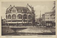 PBK-2931 Het station van de Zuid-Hollandsche Electrische Spoorweg Maatsschappij voor de lijn van Rotterdam-Hofplein ...