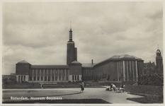PBK-4618 Museum Boijmans Van Beuningen, vanuit het zuiden.