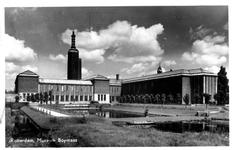PBK-4620 Museum Boijmans Van Beuningen aan de Mathenesserlaan, vanuit het zuiden.