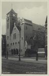 PBK-4623 De rooms-katholieke Sint-Elisabethkerk aan de Mathenesserlaan.
