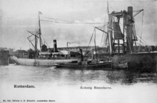 PBK-469 Kolentip in de Binnenhaven