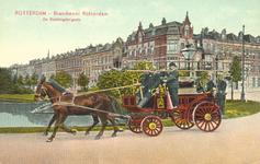 PBK-8834 Rotterdam. Brandweer Rotterdam. De Reddingsbrigade.