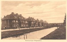 PBK-9713 De Breitnersingel, die recht tegenover de Maarten Dijkshoornlaan ligt en op de Burgemeester F.H. van ...