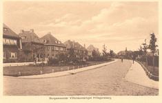 PBK-9722 De Burgemeester Villeneuvesingel in Hillegersberg.