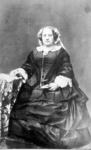 P-003135 Portret van Elisabeth Baelde. (Gehuwd met Abram van Rijckevorsel, notaris)