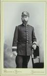 P-003384 Portret van Abraham Carel Beijdals, zeeofficier, secretaris van de Graan Elevator Mij.