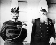 P-003440 Portret van Josephus Jacobus Marie Blankenheijm, generaal majoor, kommandant van de Rotterdamsche Schutterij. ...