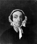 P-003758 Portret van Mary Ives Browne, gehuwd met Rudolf P.Baelde. Dochter van Th. Browne en E.J. Beeldemaker.