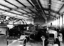 2003-257 Vervoer- en Motordienst, Reinigingsdienst en Ontsmettingsdienst: Garage C, interieur bovengarage aan de ...