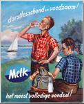 XI-0000-0104 Melk. Dorstlesschend en voedzaam! Het meest volledige voedsel!