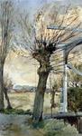 1989-3496 Een inrijhek langs het Toepad.