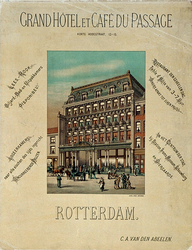 1993-1627 Dia Grand Hotel, Passage Korte Hoogstraat