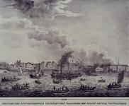 RI-1539-1 1830Vertrek der Rotterdamse veldschutterij.