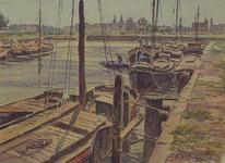 VII-543-13 Wijnhaven, uit het oosten.