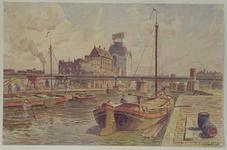 VII-543-26-16 Wijnhaven, uit het westen.