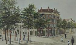 XXIV-80-01 Hotel Leygraaff, gezien uit het westen.