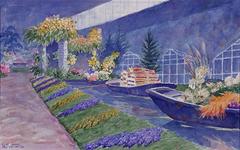 XXXIII-1250-21-07-02-6 25 maart - 25 september 1960Floriade.Tuinbouwprodukten in de Energiehal.