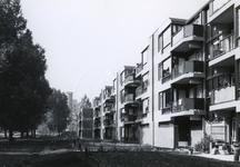 1978-1611 Boezemweg ter hoogte van de Veemarktstraat, naar het zuiden.