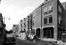 1978-2252-TM-2255 Gezichten in de Sint-Mariastraat. Afgebeeld van boven naar beneden: 2252: rechts de nieuwgebouwde ...