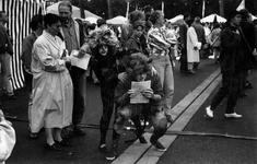 1993-3600 Uitmarkt. Dit jaar is de Uitmarkt in het Museumpark, waarvan tegelijkertijd de opening plaatsvindt.