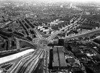 -2054 Ca. 300 foto's van de bouw van de Europoint-torens aan de Galvanistraat bij het Marconiplein.