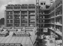2004-5992 De Goudsesingel en de bouw van het Industriegebouw Goudsesingel.