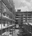 2004-5994 De Goudsesingel en de bouw van het Industriegebouw.
