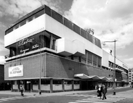 2004-6016 De Hoogstraat met winkelcentrum De Zeven Provinciën.