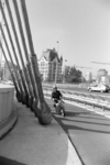 2005-11007 Op de Verlengde Willemsbrug.