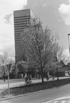 2005-6377-TM-6383 Shell gebouw, Schiekade en Provenierssingel:Van boven naar beneden afgebeeld:-6377: De Schiekade met ...