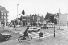 2005-6603 De Schieweg met verderop de Schiekade. Links de Bergweg. Rechts het begin van de Walenburgerweg.