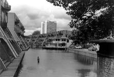 2005-8547-EN-8548 De Delftsevaart en de Meentbrug:Van boven naar beneden:-8547: De Delftsevaart uit zuidelijke richting ...