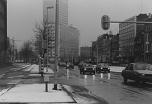 2005-9846-EN-9847 SchiekadeVan boven naar beneden:-9846: De Schiekade t.h.v. de Teilingerstraat. Uit noordelijke ...