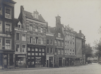 IX-1253-1 Huizen aan het Delftsepoortplein.