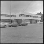 10652-2 Exterieur gebouw Bedrijfsgeneeskundige Dienst voor de Haven van Rotterdam aan de Sint Jobsweg 7.