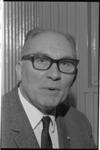 20820-2-7 Portret J.J. Oster jr., de laatste president-hoofdman van de Vrijwillige Brandweer.