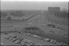 21447-1-17 Stadsgezicht Zuidpleingebied met links de Vaanweg, midden de Pleinweg en rechts de Strevelsweg, verder links ...