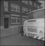 22925-2 Pand in de Ebenhaëzerstraat, waarin de abortuskliniek van de Stichting Medische Zwangerschapsonderbreking ...